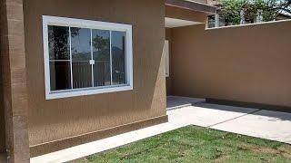Download Casas á venda em Maricá 3 excelentes quartos com acabamentos incríveis! R$ 270.000,00! Video