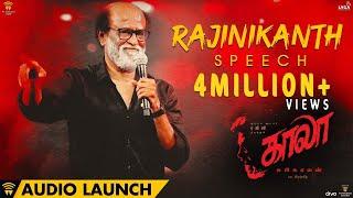 Download Rajinikanth speech at Kaala Audio Launch | Dhanush | Pa Ranjith | Santhosh Narayanan Video