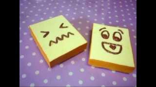 Download ・✿。Squishy toast tutorial 。✿・ Video