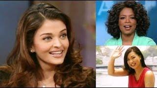 Download Aishwarya Rai and Tara on Oprah Video