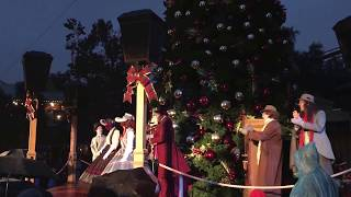 Download Calico Tree Lighting Ceremony at Knott's Berry Farm 2016 Video