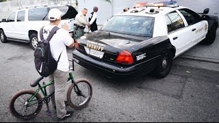 Download BMX vs COPS Video