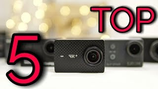Download TOP 5 Best Budget Action Cameras in 2018 Video