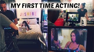 Download MY LA TRIP! MY 1ST TIME ACTING♡ Video