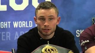 Download Carl Frampton targets Leo Santa Cruz fight Video