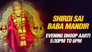 Download Sai Baba Aarti - Sunset 5:30 pm Live feel Prayer Sai Aarti by Shirdi Mandir Pujari Pramod Medhi Video