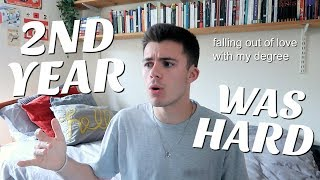 Download second year at durham university: honest review (falling out of love with my degree) Video