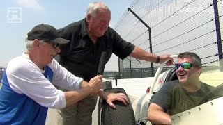 Download RACER: AJ Foyt and Tony Stewart with Robin Miller Video