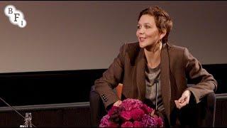 Download Screen Talk - Maggie Gyllenhaal | BFI London Film Festival 2018 Video