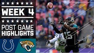 Download Colts vs. Jaguars | NFL Week 4 Game Highlights Video