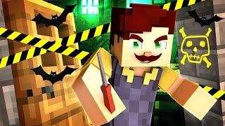 Download HELLO NEIGHBOR - WHAT'S BEHIND THE DOOR!? (Minecraft Roleplay) Video