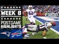 Download Patriots vs. Bills | NFL Week 8 Game Highlights Video