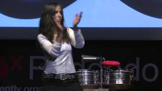 Download Celebrating the rhythms of life by being in the pocket | Sabina Sandoval | TEDxRedondoBeach Video