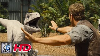 Download CGI VFX Breakdown HD: ″Jurassic World: Breakdown Reel″ - by Image Engine Video