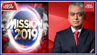 Download Mission 2019: Modi's Chemistry Vs Mahagathbandhan's Arithmetic | News Today Mega Debate Video
