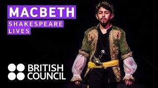 Download Shakespeare Lives in Schools; Macbeth animation Video