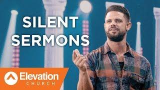 Download Silent Sermons | Pastor Steven Furtick Video