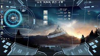 Download Tema Futuristico Para Windows 7 Tutorial Video