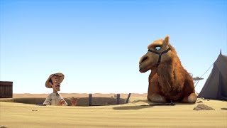 Download The Egyptian Pyramids - Funny Animated Short Film (Full HD) Video