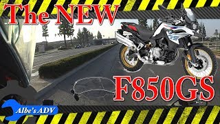 Download The new BMW F850gs - motovlog 1 Video