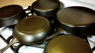 Download Cast Iron Restoration and Maintenance   From Start to Finish Video