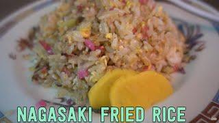 Download Train Bento Box & BEST Fried Rice in Nagasaki Japan Video