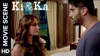 Download Kareena's frustration level | Ki & Ka | Movie Scene Video