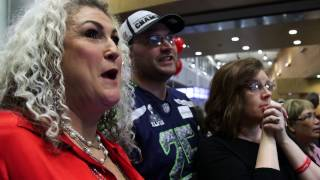 Download Trump Supporters Celebrate At Lakewood Watch Party Video
