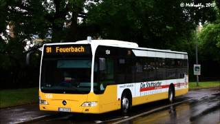 Download Mercedes-Benz Citaro Facelift - ZF 6 HP 594 KICKDOWN! Video