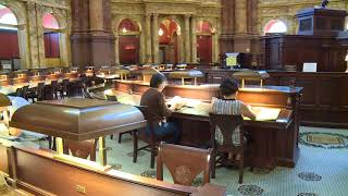 Download How to Request Materials Online at the Library of Congress Video