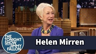 Download Helen Mirren Accidentally Got Someone Kicked Off the NYC Subway Video