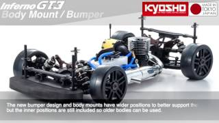 Download KYOSHO INFERNO GT3 Video