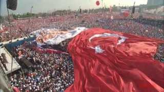 Download Recep Tayyip Erdoğan - AK Parti Seçim Müziği 2014 (Uğur Işılak - Dombra) Video