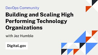 Download Jez Humble: Building and Scaling High Performing Technology Organizations Video