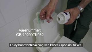 Download GB 33 Toilttet løber. Fejlsøgning Nautic WC (Danish) Video