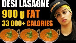 Download Lasagne - Desi Epic Meal Time Video