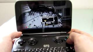 Download GPD Win handheld Windows gaming PC Video