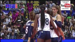Download China vs Italy VNL 2018 - Full Match Highlights - HD Video