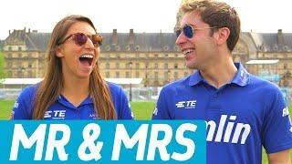 Download Mr & Mrs: Robin Frijns vs Simona de Silvestro! - Formula E Video