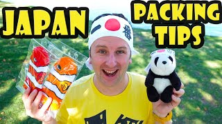 Download What to Pack for Japan - 25 Essentials Video
