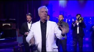 Download David Byrne & St. Vincent - I Should Watch TV (Live on Letterman) Video