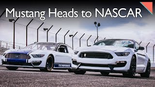 Download Ford to Run Mustang in NASCAR, Mazda Diesel Has Disappointing MPGs - Autoline Daily 2411 Video