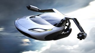 Download FLYING CAR - Terrafugia TF-X - The Future of Transportation? Video