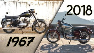 Download 2018 Jawa vs 1967 Jawa | How Much Have Things Changed? | ZigWheels Video