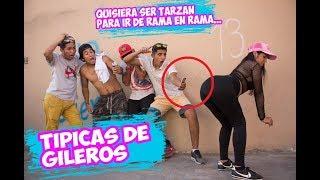 Download TIPICAS DE GILEROS* (COMO GILEAR A UNA FLACA) - SAMIR VELASQUEZ* Video