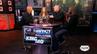 Download SPIKE's MMA Uncensored Live: Bjorn Rebney & Dixie Carter Welcome King Mo to SPIKE Video