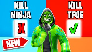 Download Playing WOULD YOU RATHER In FORTNITE! Video
