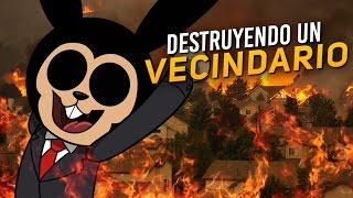 Download ROBLOX: DESTRUYENDO UN VECINDARIO | Destroy The Neighborhood! Video