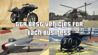 Download GTA Online Best Vehicles For Each Business Video