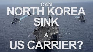 Download Can North Korea Sink a US Aircraft Carrier? Analysis Video